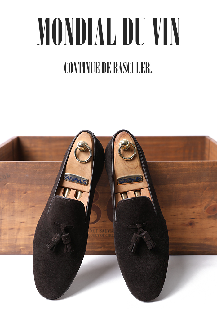 450 Artisan Mastrotto suede loafer/brown베스트셀러!