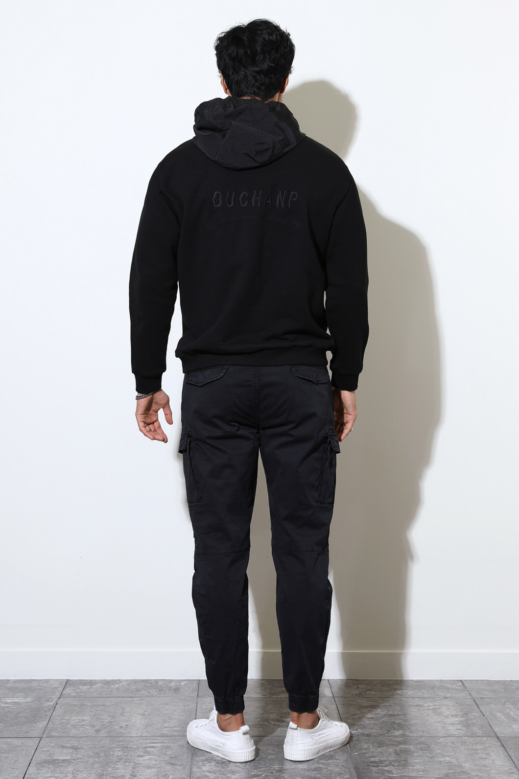 Gallagher Basic Hoody-2color수입한정제품