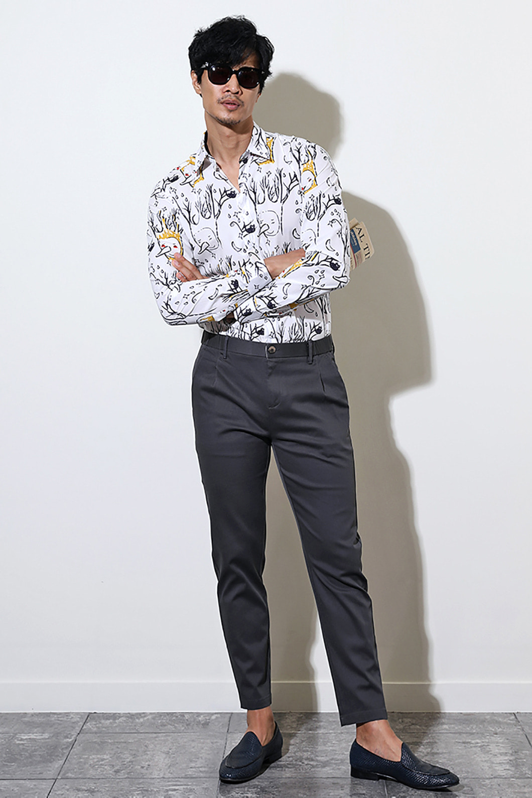ANDERSON SLACKS PANTS-3COLOR수입한정제품