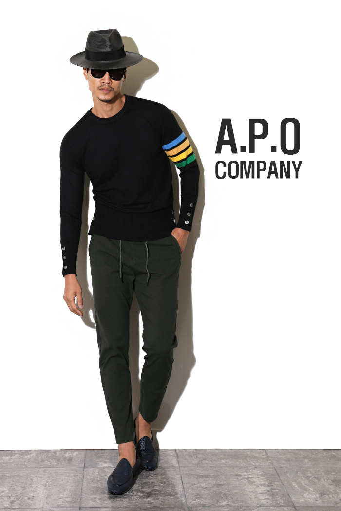 A.P.O. banding string pants-3color-수입한정모델!-적극추천!!