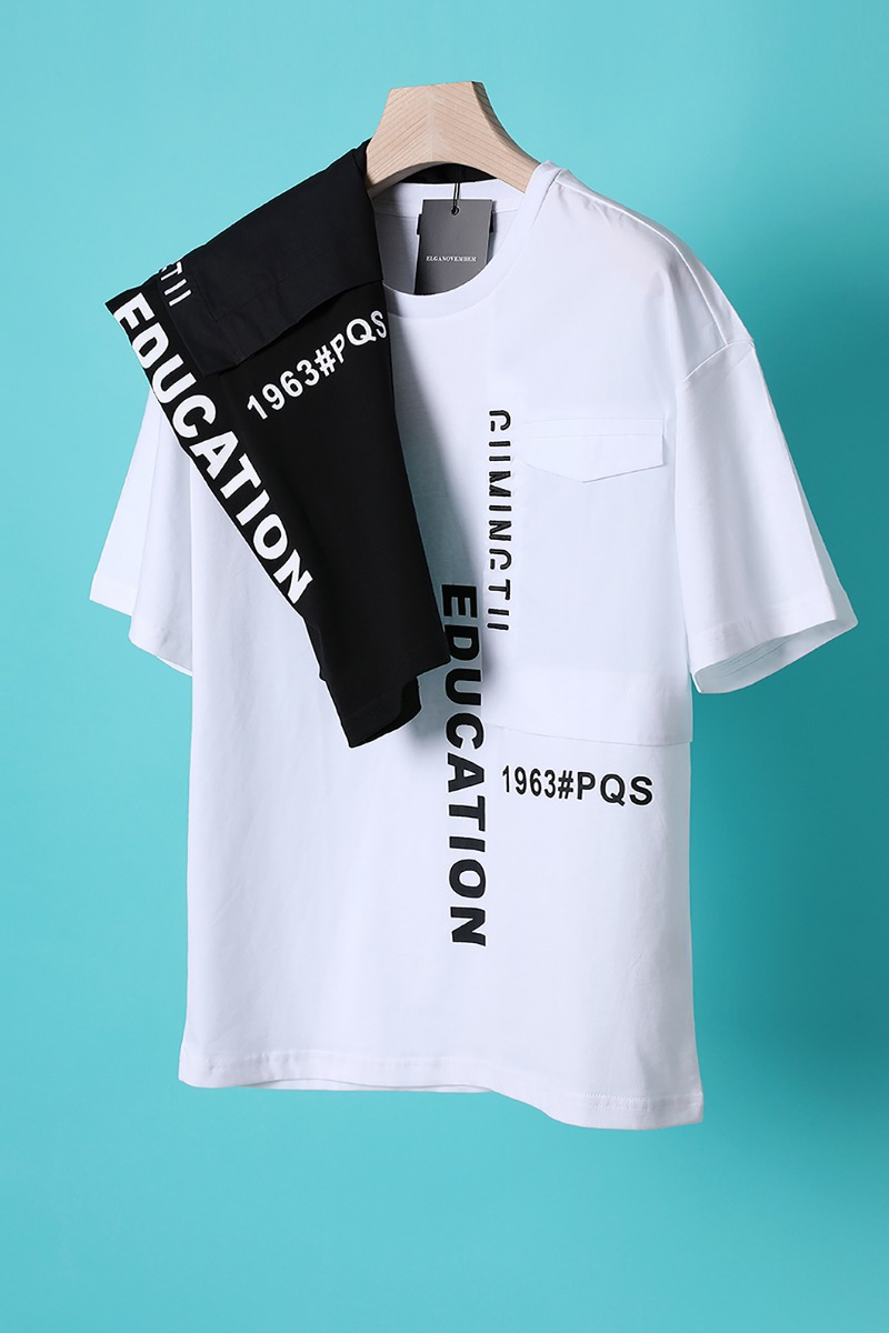 ANDRESEN ROUND T-SHIRT-2COLOR수입한정제품