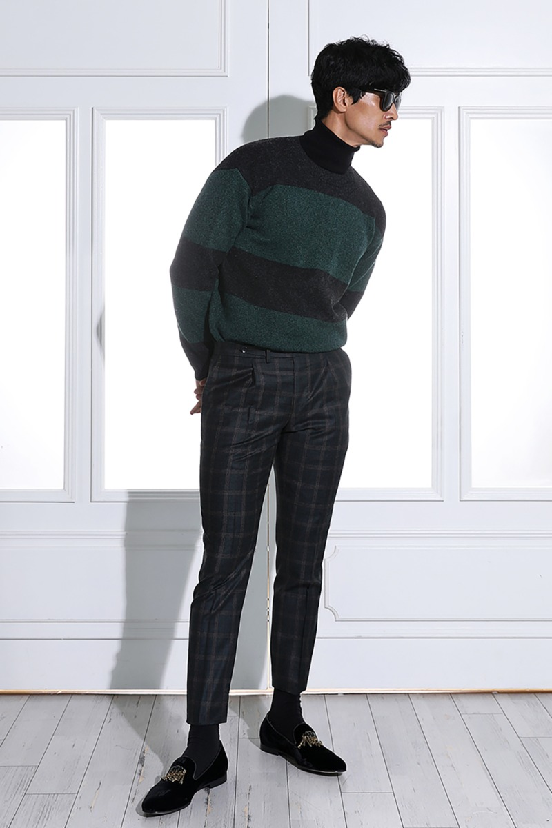 DEBORAH ROUND KNIT-2COLOR수입한정제품