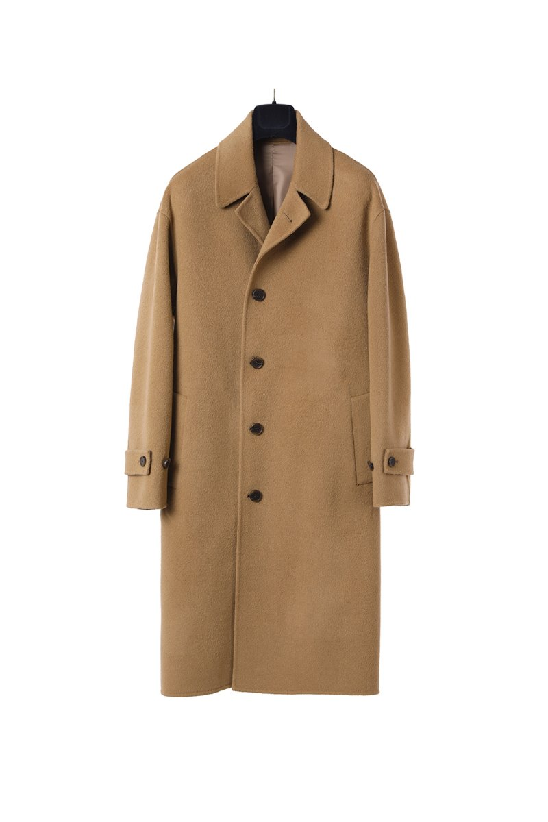 DAVIDSON HAND MADE COAT-3COLOR