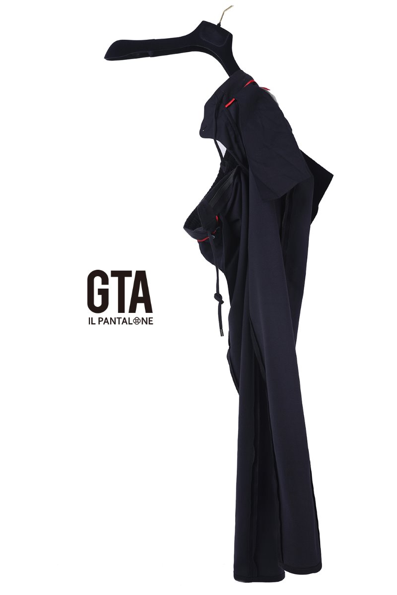 GTA TRAINNING PANTS-NAVY