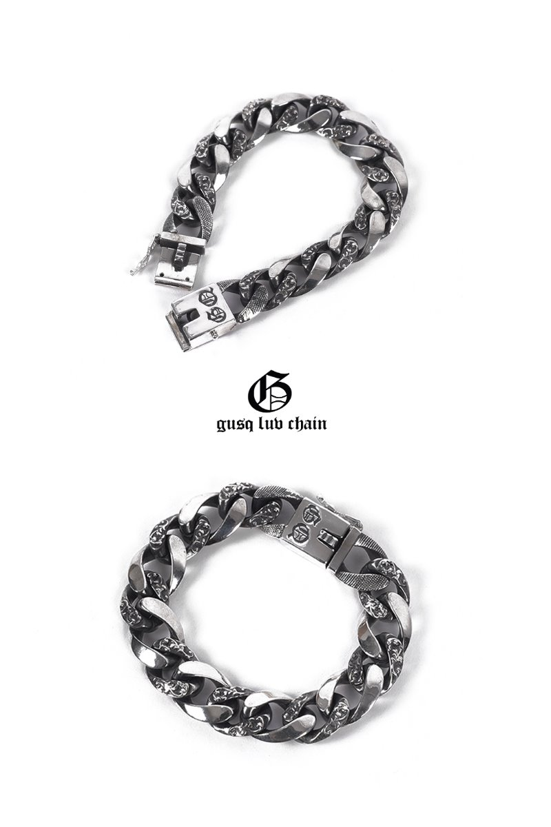 ROYAL CHAIN VI VER2 BRACELETPREMIUM-HAND MADE