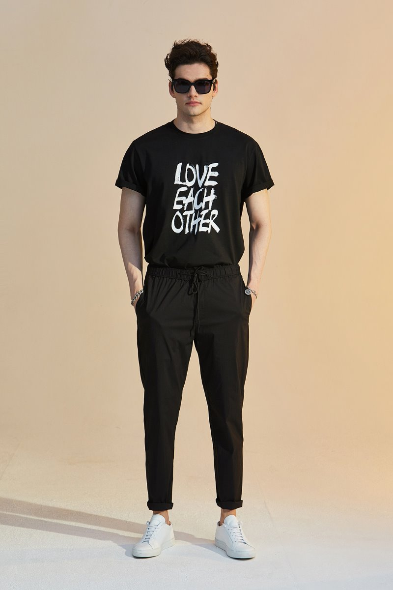 896-2 BANDING PANTS-BLACK추천제품