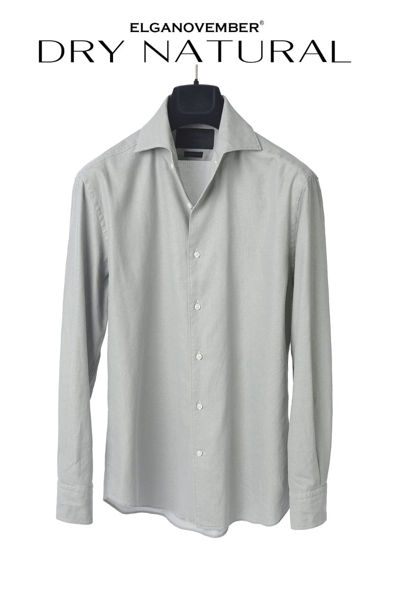 535 ITALIA ONE-PIECE COLLAR SHIRT-DRY KHAKISUMMER-1/2이상 판매완료