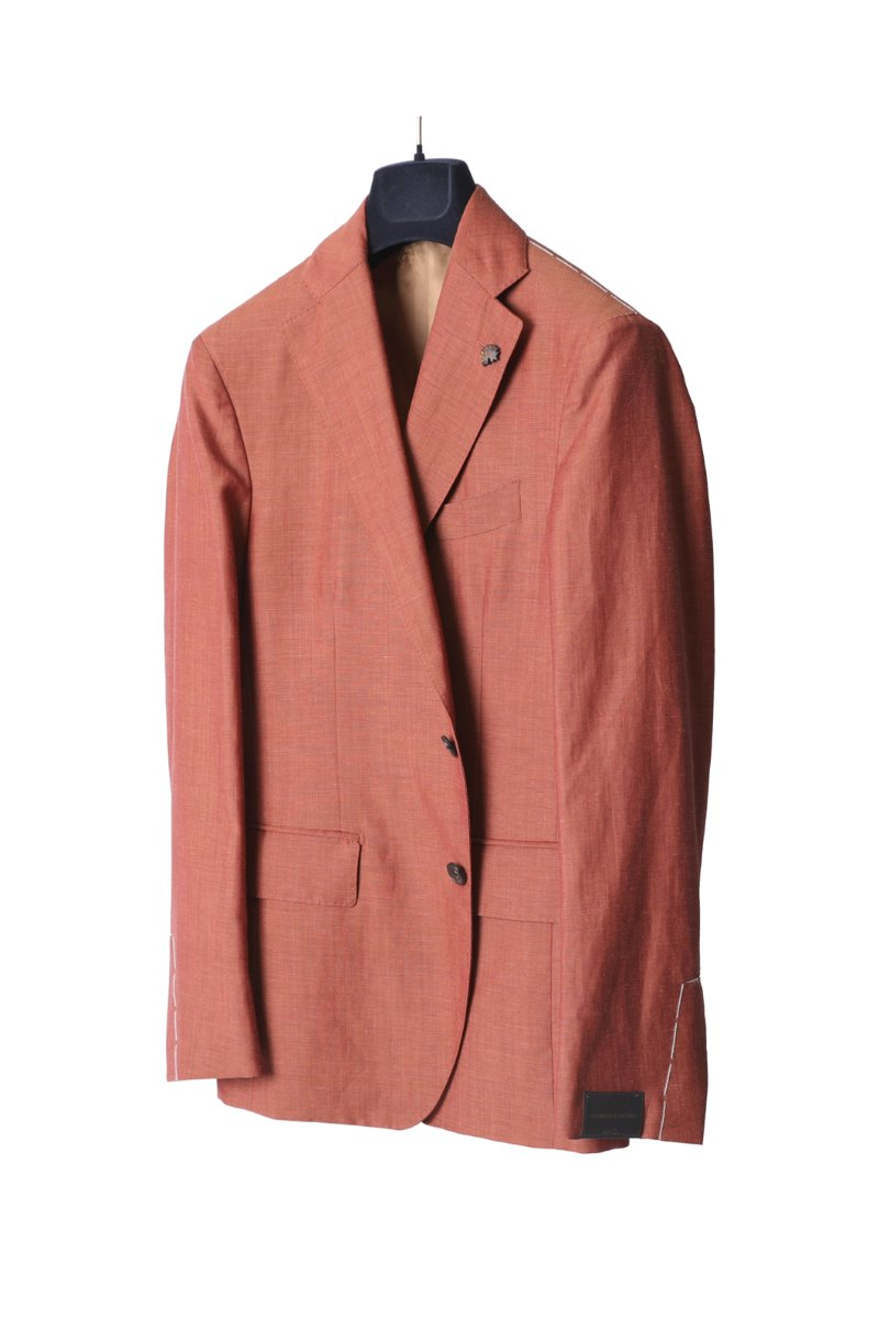 PASINI Maturation Single Jacket-Orange